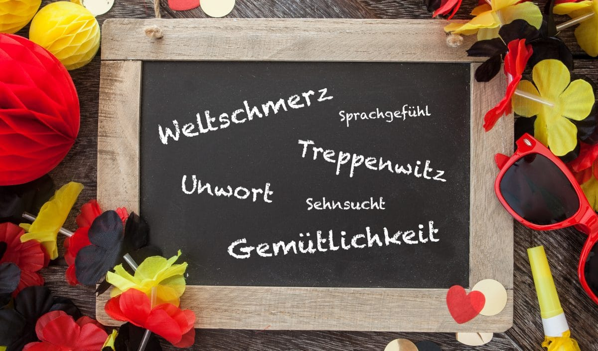Unique German words that are missing in English vocabulary